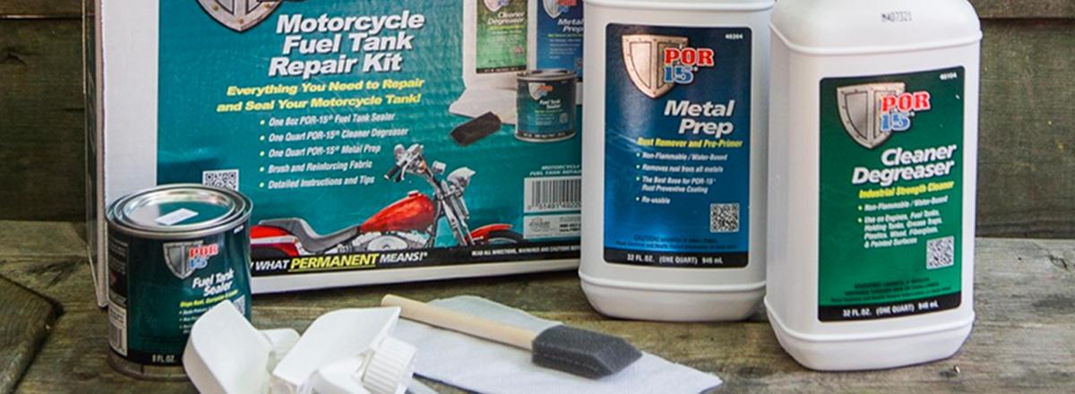 Legnépszerűbb termékünk a Motorkerékpár üzemanyagtank felújító készlet