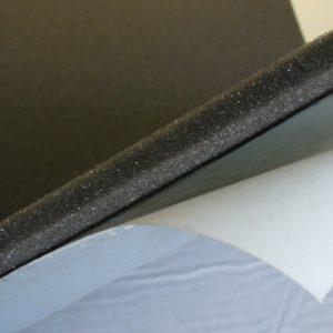 Hangelnyelő és rezgéscsillapító kombinált lap 11x1000x1000mm
