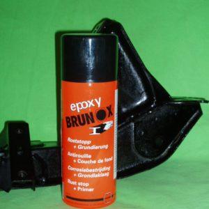 BRUNOX Epoxy rozsdakezelő és alapozó 400 ml aeroszol