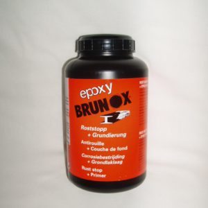 BRUNOX Epoxy rozsdakezelő és alapozó 1Liter